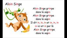 Alain sange