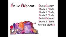Émilie  Éléphante